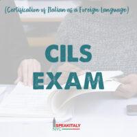 CILS B1 Sample Test with Teacher's Feedback