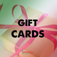 Gift Cards - The Gift of a New Language