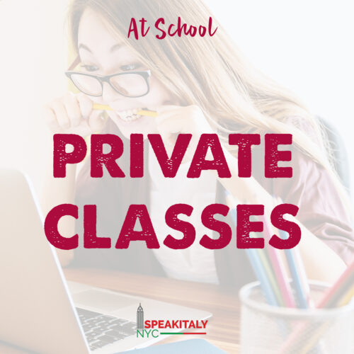 Private Classes - At School