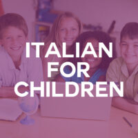 Italian for Children